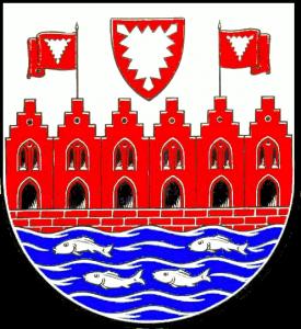 Wappen Heiligenhafen